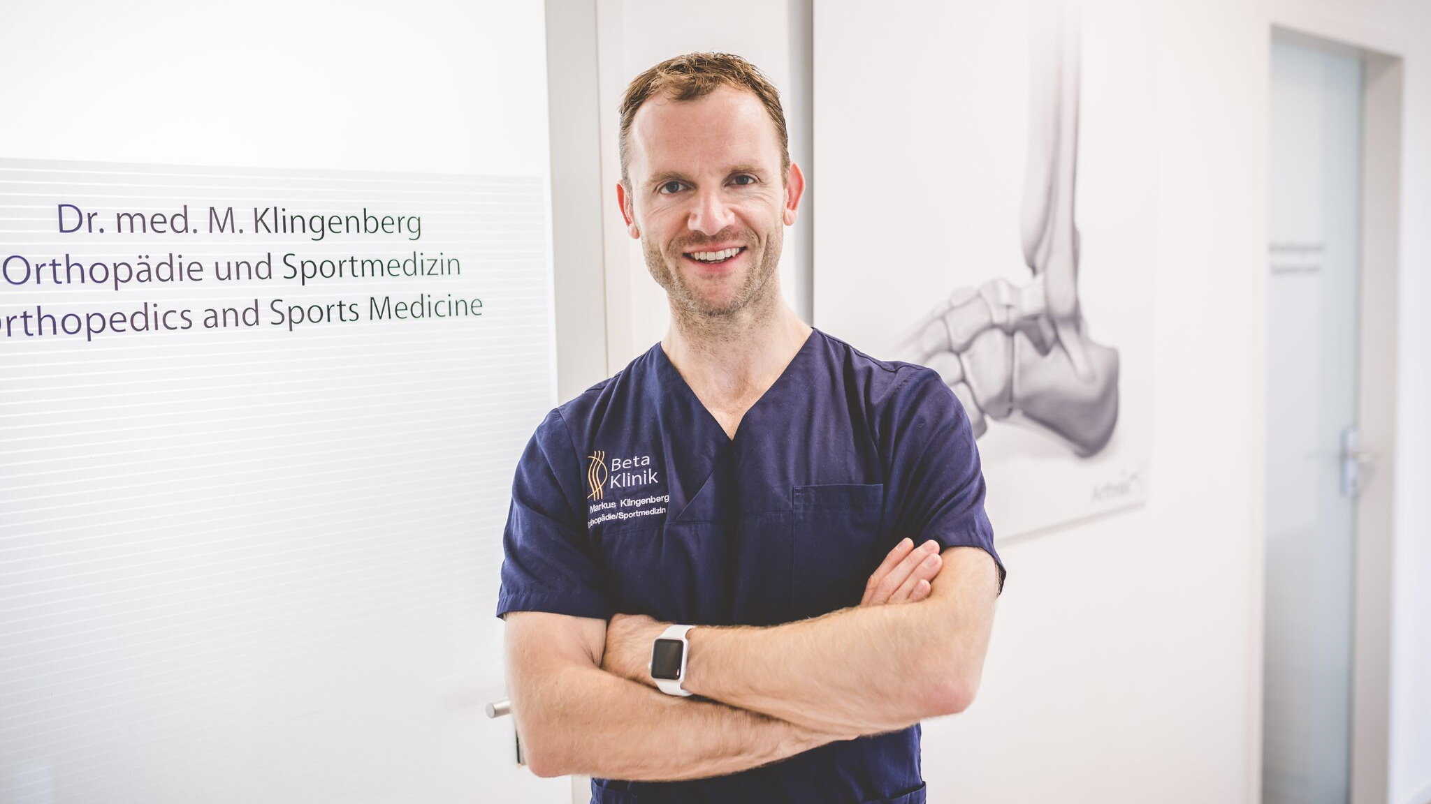(Deutsch) Dr. Markus Klingenberg Sportmedizin Orthopädie Bonn