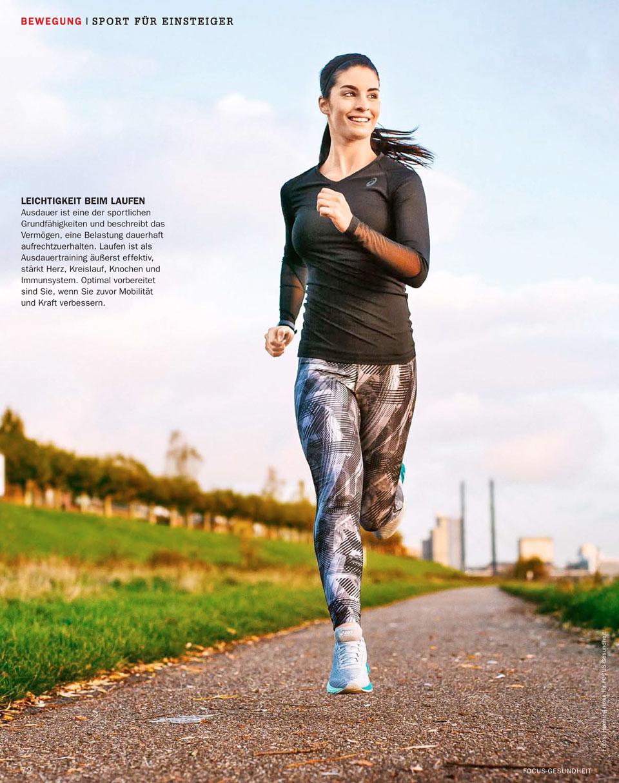 Cover - Sport für Einsteiger
